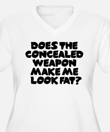 Does The Concealed Weapon Mak T-Shirt