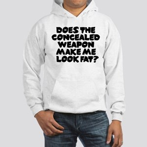 Does The Concealed Weapon Mak Hooded Sweatshirt
