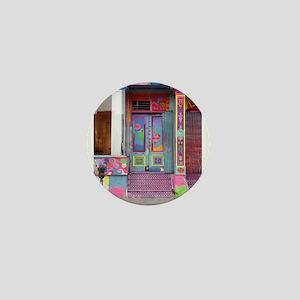 SoHo:New York Art Gallery Mini Button