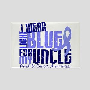 I Wear Light Blue 6.4 Prostate Cancer Rectangle Ma