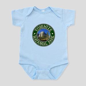 Yosemite Nat Park Design 1 Infant Bodysuit