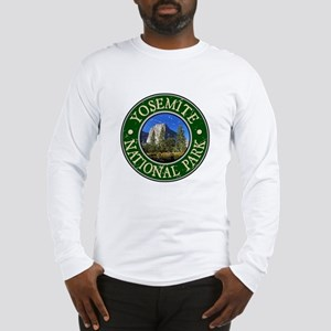 Yosemite Nat Park Design 1 Long Sleeve T-Shirt