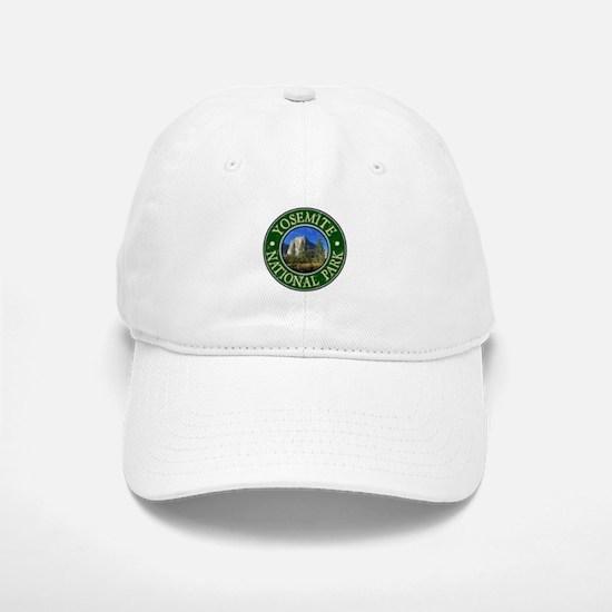 Yosemite Nat Park Design 1 Baseball Baseball Cap