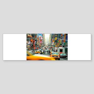 Times Square: No. 10 Sticker (Bumper)