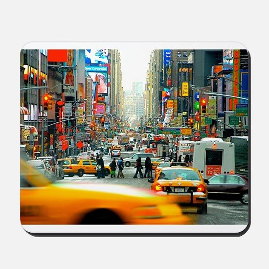 Times Square: No. 10 Mousepad