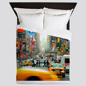 Times Square: No. 10 Queen Duvet
