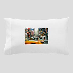 Times Square: No. 10 Pillow Case