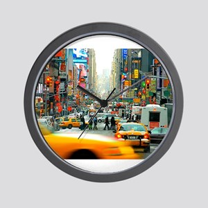 Times Square: No. 10 Wall Clock