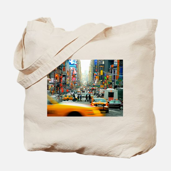Times Square: No. 10 Tote Bag