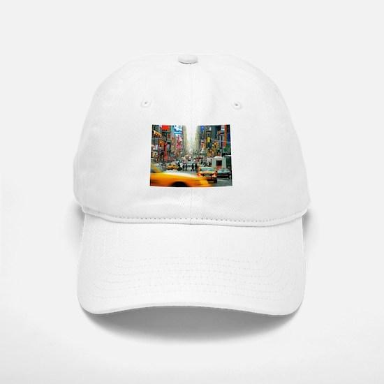 Times Square: No. 10 Baseball Baseball Cap