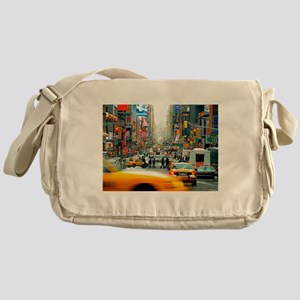 Times Square: No. 10 Messenger Bag