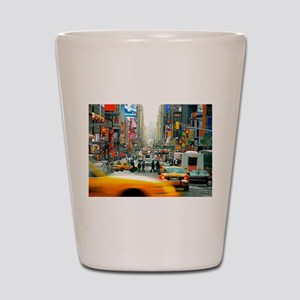 Times Square: No. 10 Shot Glass