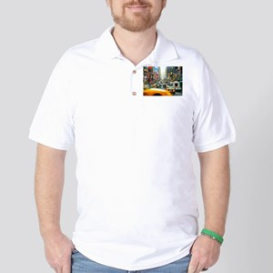 Times Square: No. 10 Golf Shirt