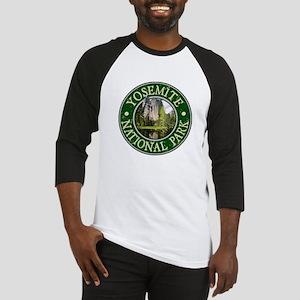Yosemite Nat Park Design 2 Baseball Jersey