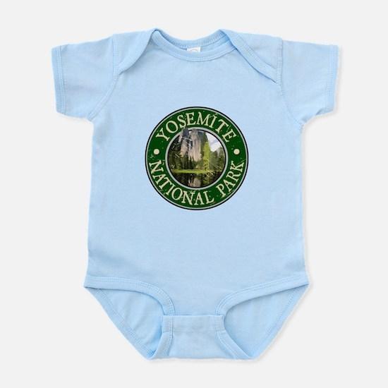 Yosemite Nat Park Design 2 Infant Bodysuit