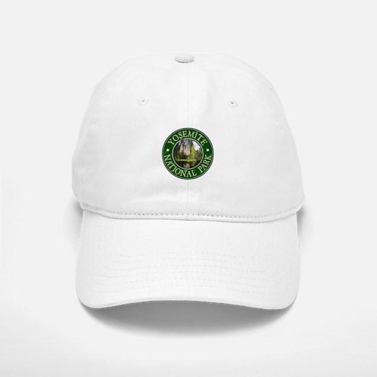 Yosemite Nat Park Design 2 Baseball Baseball Cap