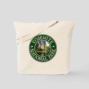 Yosemite Nat Park Design 2 Tote Bag