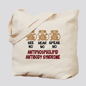 See No, Hear No, Speak No APS Tote Bag