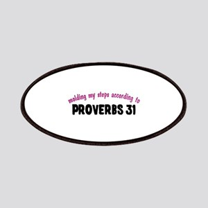 Molded by Proverbs 31 Patches