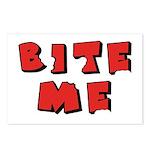 Bite Me! design Postcards (Package of 8)