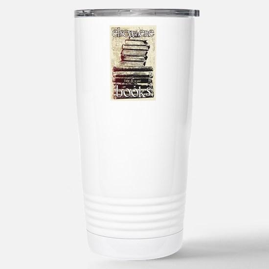 Elsewhere Books Stainless Steel Travel Mug