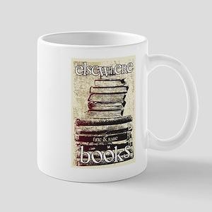 Elsewhere Books Mug