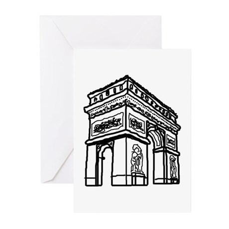 Arc Greeting Cards (Pk of 10)