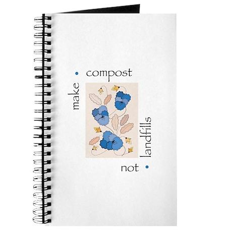 Make Compost, Not Landfills Journal