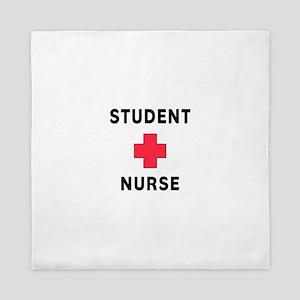 Student Nurse Queen Duvet
