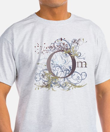 Om_Flourish_Final T-Shirt