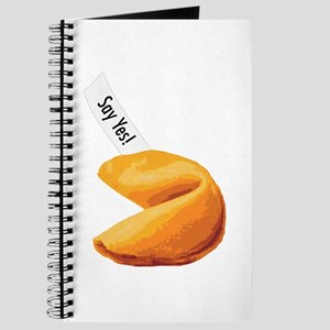 Fortune Cookie - Say Yes! Journal