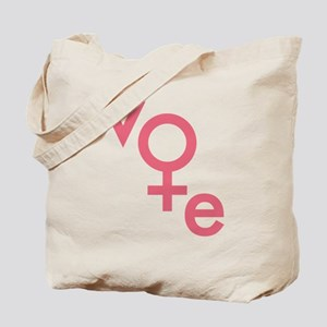 Vote Gender Symbol Tote Bag