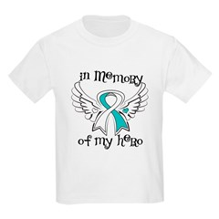 In Memory Cervical Cancer T-Shirt