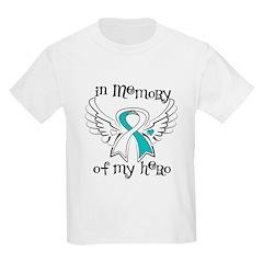 In Memory Cervical Cancer T-Shirt