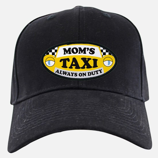 Mom's Family Taxi Baseball Hat
