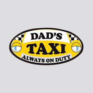 Dad's Family Taxi Patches