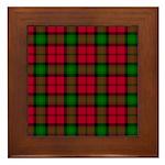 Tartan - Kerr Framed Tile