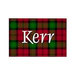 Tartan - Kerr Rectangle Magnet (100 pack)