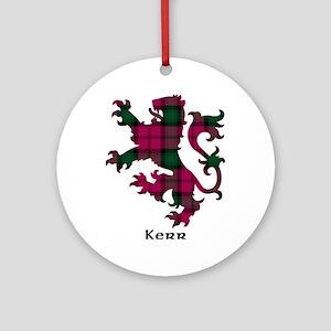Lion - Kerr Ornament (Round)