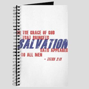 Titus 2:11 Journal