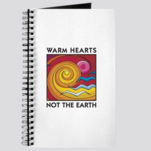 Warm Hearts, Not the Earth Journal