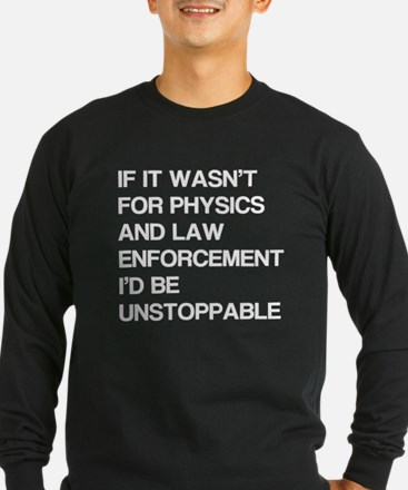 Funny, Unstoppable T