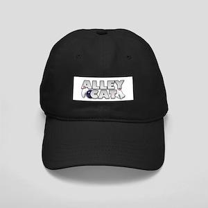 Alley Cat Bowling Black Cap