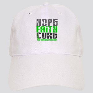 Hope Faith Cure NH Lymphoma Cap