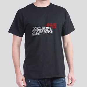 Funny, I Hate Everyone Dark T-Shirt