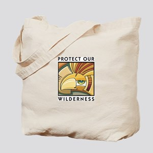 Protect Our Wilderness Tote Bag