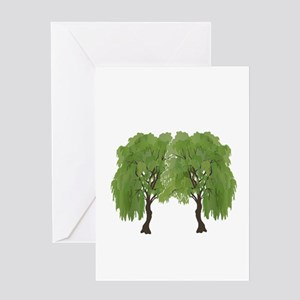 Willow tree greeting cards cafepress provide the shade greeting cards m4hsunfo