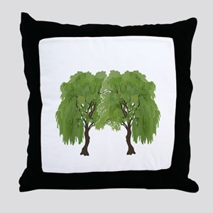 PROVIDE THE SHADE Throw Pillow