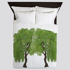 PROVIDE THE SHADE Queen Duvet