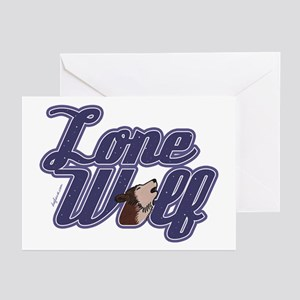 Lone Wolf Greeting Cards (Pk of 10)